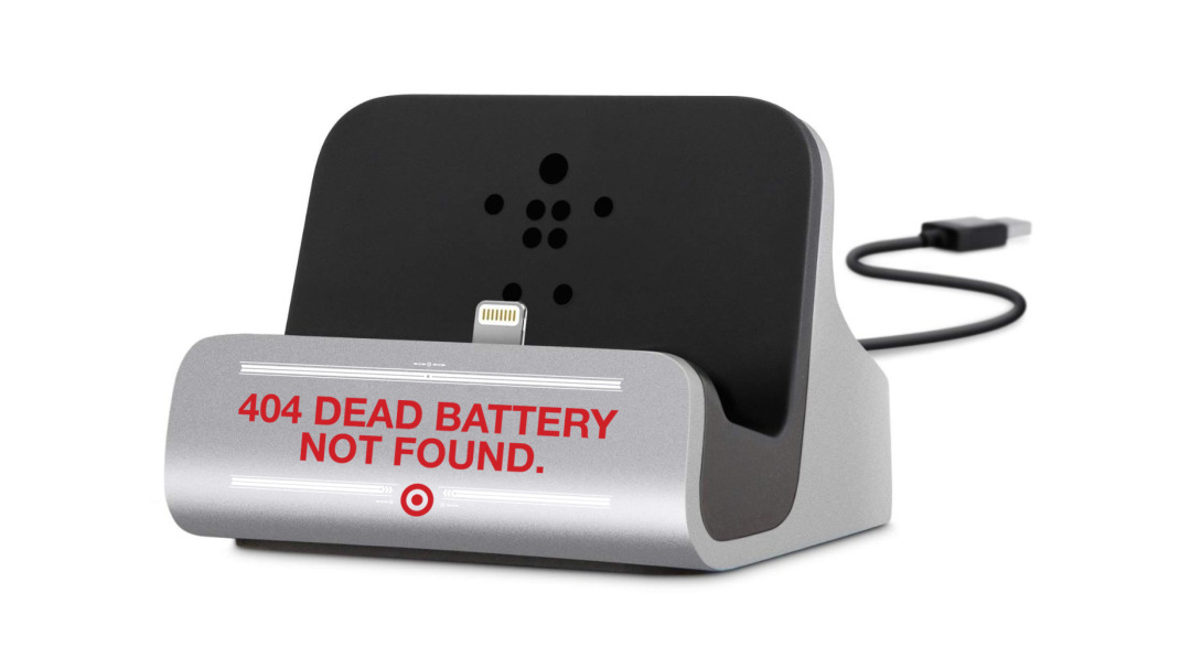 Target Charger