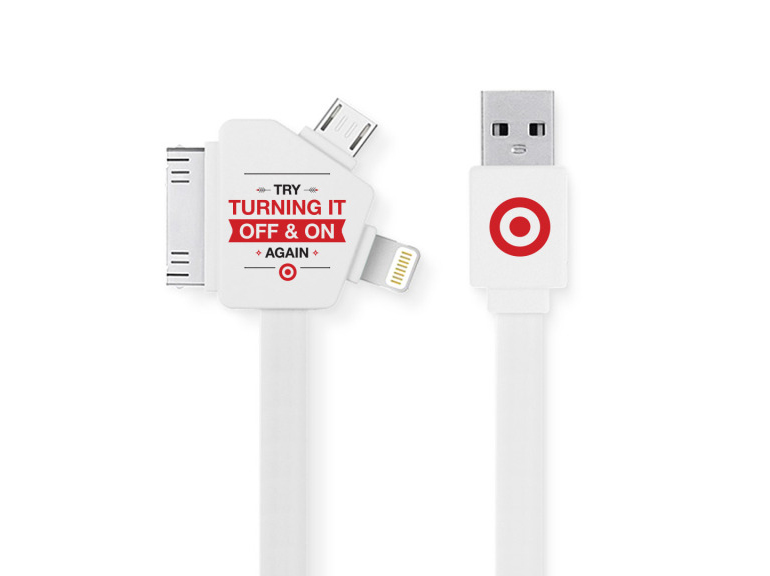 Target Charging Cable